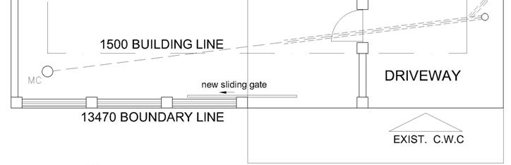 what is a boundary wall a boundary wall is a wall that runs along the ...
